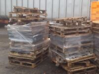 Wooden Pallets - Various - Free Firewood