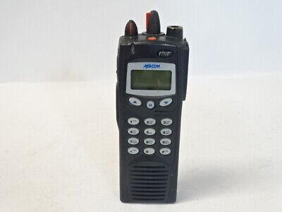 Ma-com Harris P7100 Ip 2 Way Radio Macom - No Battery.