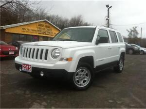 2015 Jeep Patriot North on sale now!