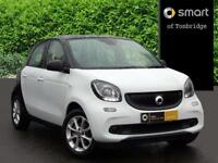 smart forfour PASSION (white) 2017-03-31