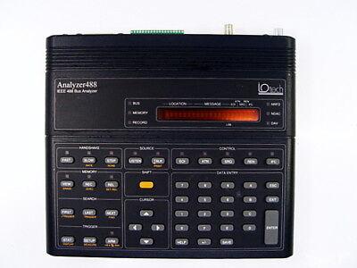 Iotech Analyzer488 Ieee 488 Bus Analyzer