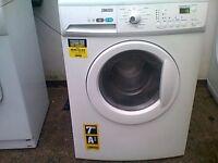 7kg Zanussi Washing Machine