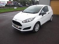 Ford Fiesta 1.5TDCi ( 75PS ) Stage VI 2015.75MY WHITE