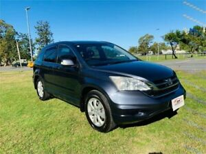 2011 Honda CR-V MY10 (4x4) Grey 5 Speed Automatic Wagon Southport Gold Coast City Preview