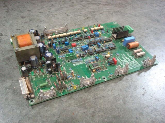 USED TRW Nelson KAS-INTER1 Stud Welder Control Board 66-03-82