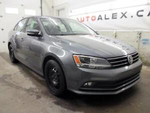 2015 Volkswagen Jetta TDI Highline CUIR TOIT OUVRANT MAGS AUTOM.