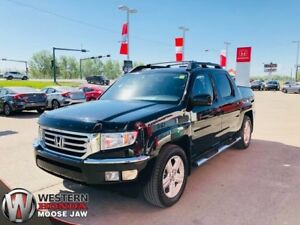 2014 Honda Ridgeline Touring- Lots of Accessories! MUST SEE!