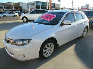 2008 Subaru Impreza MY08 R (AWD) Low Kms !! 4 Speed Automatic Hatchback Granville Parramatta Area Preview