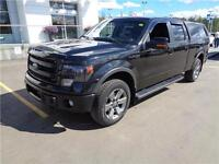 ** 2013 ** FORD ** F-150 ** FX-4 ** SUPERCREW ** ONLY 17,720 KM