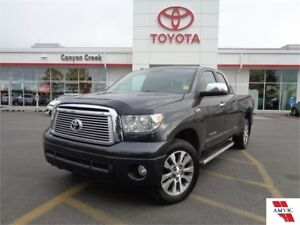2012 Toyota Tundra 4x4 Double Cab Limited 5.7 REMOTE STARTER