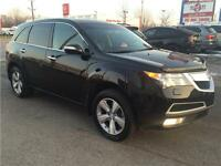 2011 Acura MDX, Cuir , Toit Ouvrant AWD, 7 PASSAGERS