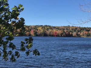 1392 Beaverbank Road Lake Front Lot with Cottage for sale