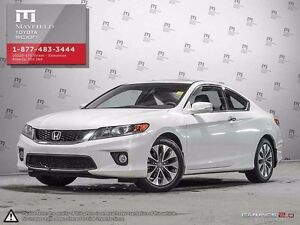2014 Honda Accord EX coupe 6-speed manual
