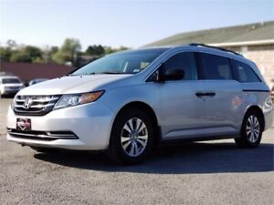 BEST DEAL FOR 2014 Honda Odyssey SE 250KM HWY MILEAGE!