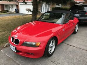 1997 BMW Z3 Pure summer fun!