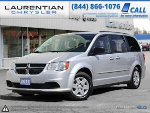 2011 Dodge Grand Caravan SE-Maximize Fuel Efficiency with the To