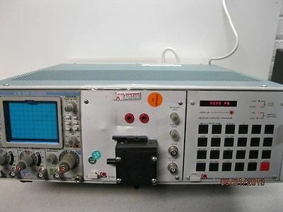Tektronix Tm506 Oscilloscope With Sc504 80mhz Td-9901 Time Domain Reflectometer