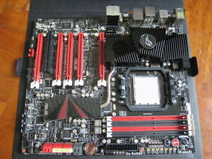 Crosshair IV extreme Motherboard