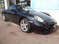 Porsche Cayman S 3.4 2006 Service History Low Mileage PX