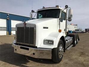 Kenworth 2015 T800 Extended Day Cab