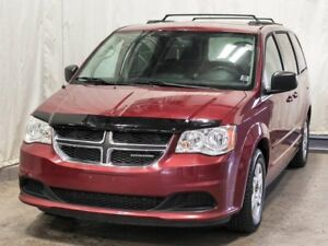 2011 Dodge Grand Caravan SE 7-Passenger Van w/ Stow N Go Seating