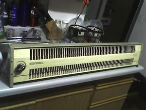 Vintage Baseboard Heater - Made in Canada