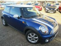 MINI HATCH ONE 1.4 ONE 3d 94 BHP (blue) 2007