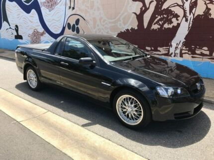 2007 Holden Commodore VE Omega 6 Speed Manual Utility Thebarton West Torrens Area Preview