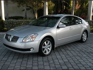 2004 Nissan Maxima SE Sedan IN GREAT SHAPE NEVER ACCIDENTED!