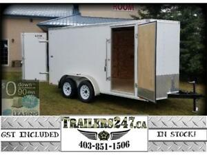 -*-*New 7ft x 14ft Cargo Trailer by Look Trailers*-*- Tax In $$