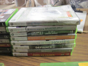 """""""20 XBOX 360 GAMES FOR SALE FIRST $60 TAKES THEM LOOK!!!!!!!"""""""