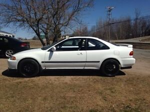 RARE 1995 Honda Civic SI Coupe from USA