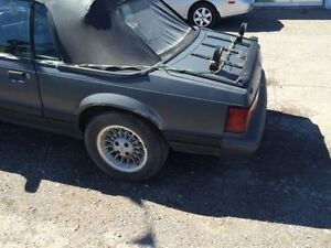 parting out 1988 mustang 5.0L convertible