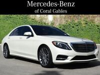 Miniature 1 Voiture American used Mercedes-Benz S-Class 2016