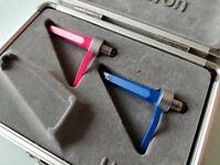 Ortofon DJ concorde needles pair with carry case
