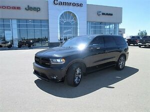 2014 Dodge Durango R/T AWD Sport Suspension, Performance Steeri