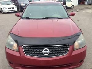2006 NISSAN ALTIMA 2.5 S,LEATHER,SUNROOF,AC,PW,PL,E-TEST PASS