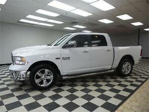 2016 RAM 1500 BIG HORN CREW 4X4 -LOW KMS*REMOTE START*BACKUP CAM