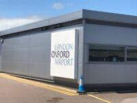 Office for rent- London Oxford Airport- for upto X6 people- £515pcm