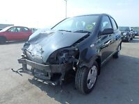 2005 (05) TOYOTA YARIS T3 BREAKING FOR PARTS