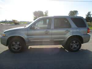 2006 Ford Escape Limited VUS 4x4