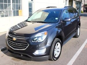 2016 Chevrolet Equinox LT AWD NAVIGATION SUNROOF VERY LOW KM FIN