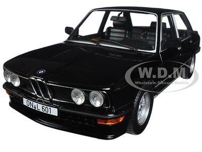 1980 BMW M535i Iniquitous 1/18 DIECAST Scale model CAR BY NOREV 183264
