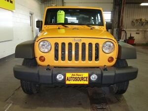 2012 Jeep Wrangler Sport 4WD Peterborough Peterborough Area image 5