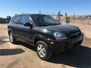 2009 Hyundai Tucson GLS SUV -WINTER TIRES INCLUDED! LOW KMS!