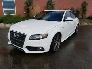 2011 Audi A4 2.0T AWD Premium S-Line *New Engine*