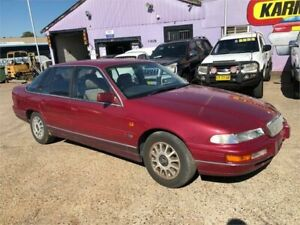 1994 Holden Caprice VRII Burgundy 4 Speed Automatic Sedan North St Marys Penrith Area Preview