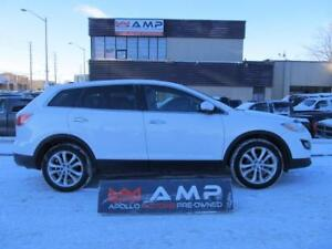 2011 Mazda CX-9 GT LEATHER 7pass Clean with AWD