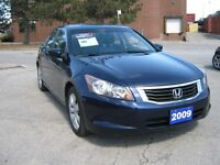 2009 Honda Accord EX-L  EDITION