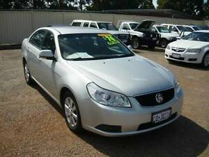 2010 Holden Epica Sedan Collie Collie Area Preview